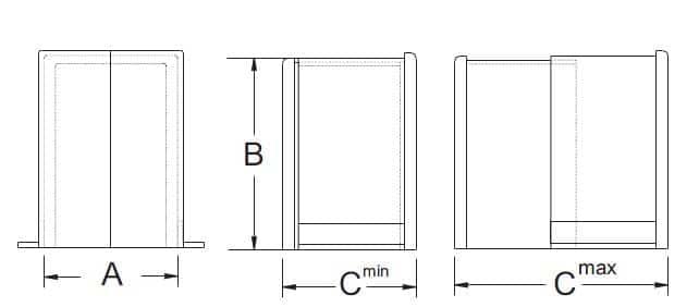 GDSA Dimensions