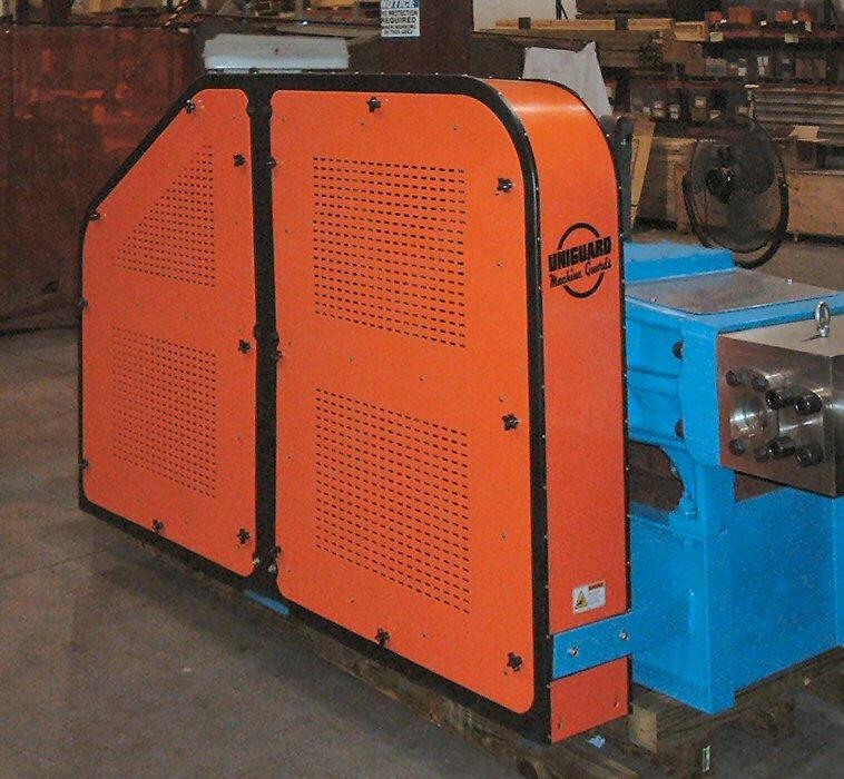 Plastic Machine Guarding Advantages Over Metal Machine Guards