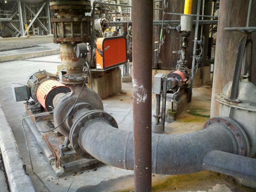 Barrel and Belt Machine Guard