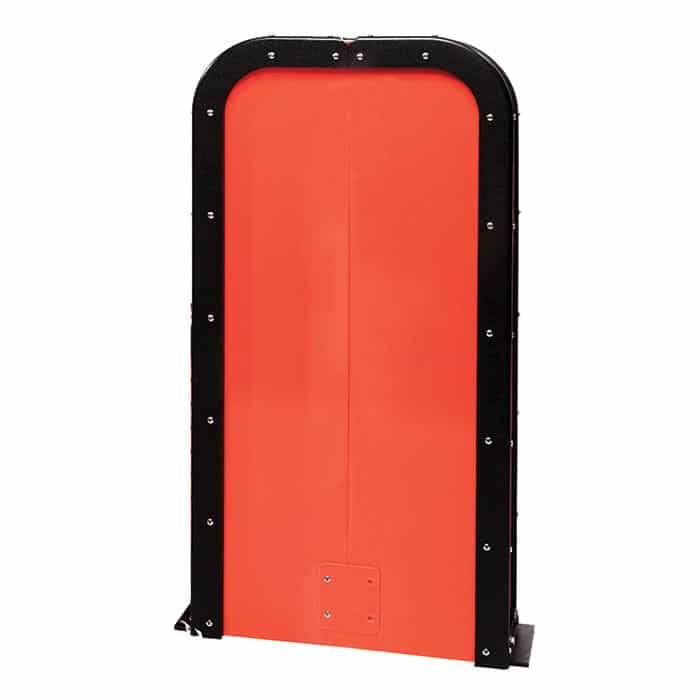 Uniguard Vertical Split Belt Machine Guards