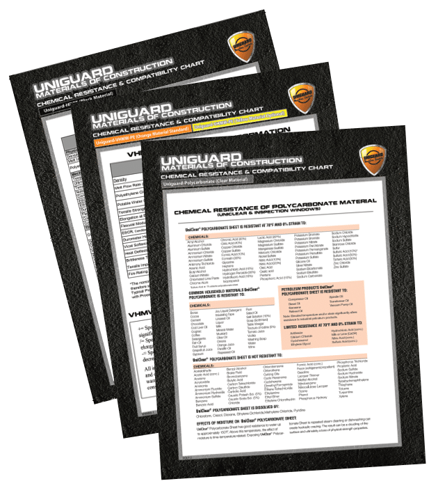 Uniguard Machine Guards Brochure