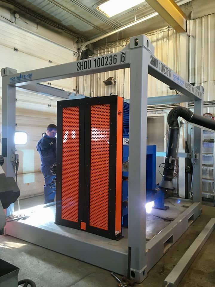 Recent Projects Uniguard Machine Guards