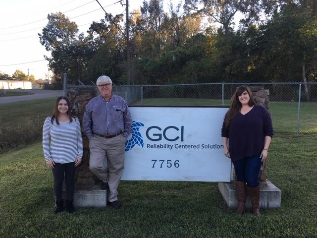 In Baton Rouge with GCI, Inc.