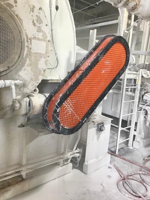 Machine Guarding for Paint Pigment Plant