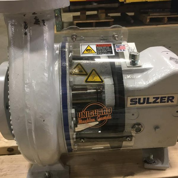Sulzer UniClear Machine Guards
