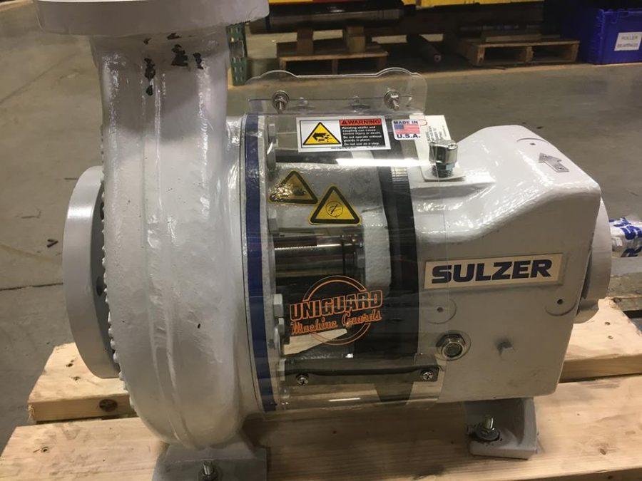 Sulzer UniClear Machine Guards