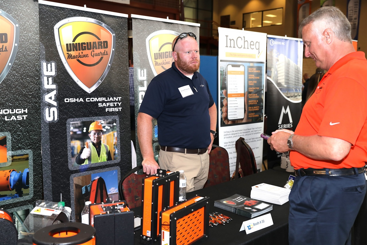 15th Annual Sonoco Supplier Business Conference in Florence, SC
