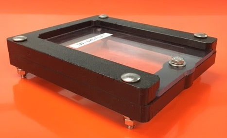 Inspection Windows for flat surface guards