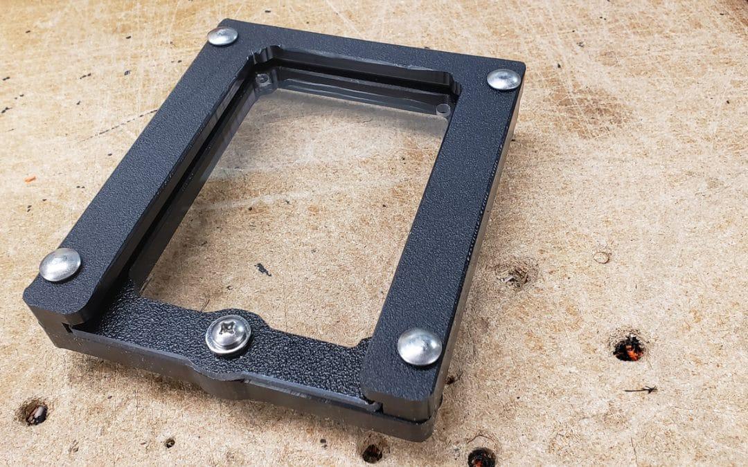 Flat Inspection Windows