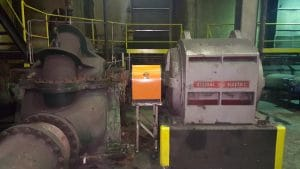 CG Kit Guard for Steel Mill Motor