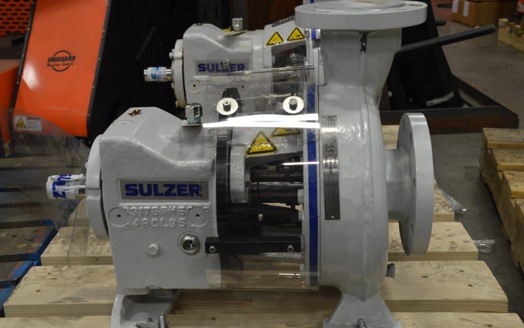Sulzer Uniclear Machine Guard