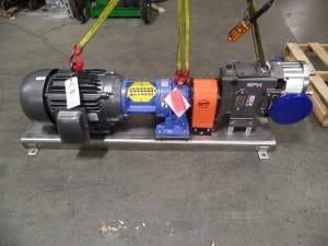 CGU Kit Guard for SPX Pump Package