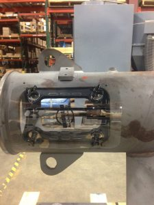 Vertical Turbine Uniclear Shield