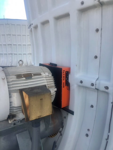 Shaft Guard for Cooling Tower Fan