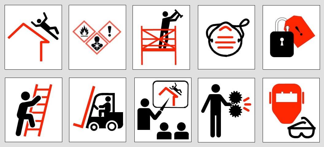 OSHA Reveals Top 10 Violations