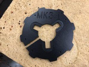 Barrel Guard Mounting Plate MK3