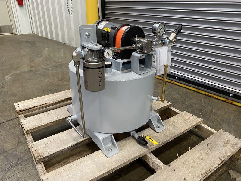 CGU kit guard on a Oberdorfer gear pump