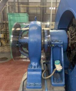 Uniclear Machine Guards for Northeastern Municipality Water Plant