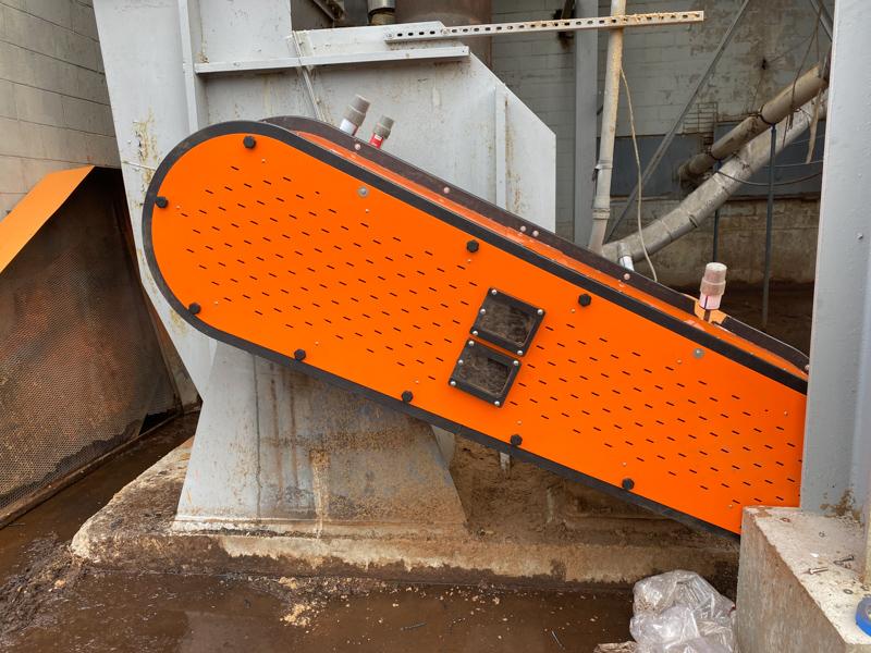 Custom Mounted Belt Machine Guard for Housing Material Manufacturer
