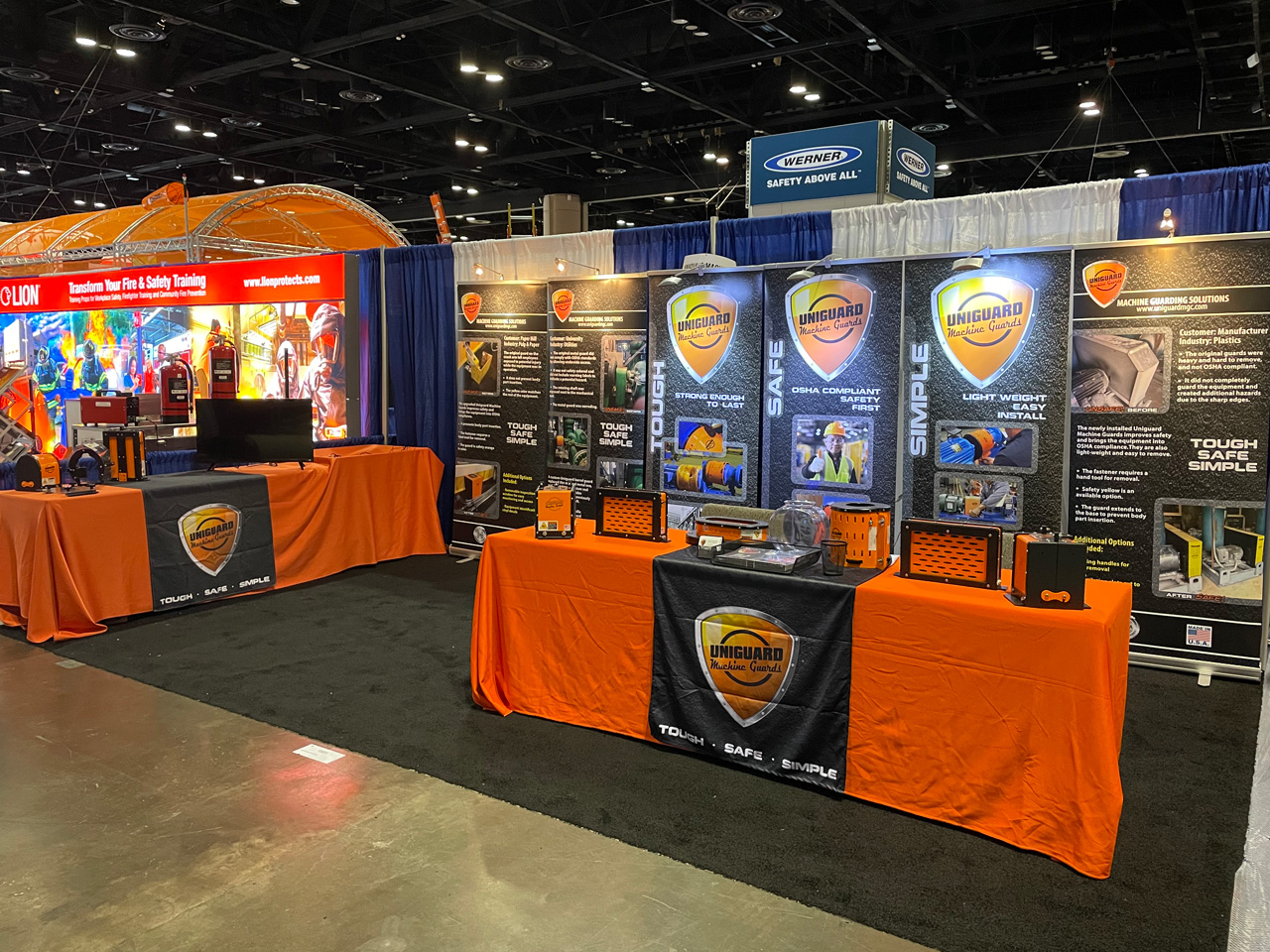 Uniguard at NSC Safety Congress & Expo